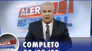 Alerta Nacional (05/08/20)   Completo