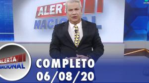 Alerta Nacional (06/08/20)   Completo