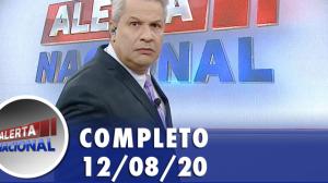 Alerta Nacional (12/08/20)   Completo