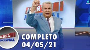 Alerta Nacional (04/05/21)   Completo