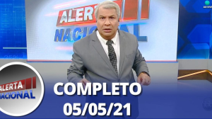 Alerta Nacional (05/05/21)   Completo