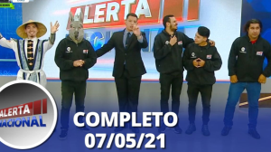 Alerta Nacional (07/05/21)   Completo