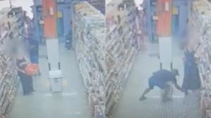 Homem é preso após fotografar por baixo de vestido de mulher em comércio