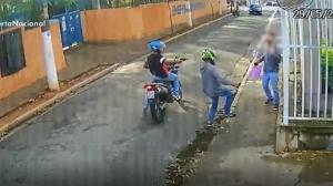 Ladrões trocam tiros com PMs durante assalto na zona sul de São Paulo