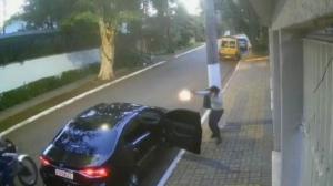Escolta de família do prefeito de SP reage a assalto e mata ladrão