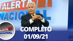 Alerta Nacional (01/09/21) | Completo