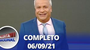Alerta Nacional (06/09/21)   Completo