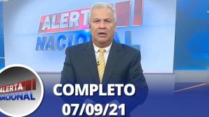 Alerta Nacional (07/09/21)   Completo