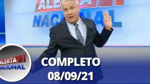 Alerta Nacional (08/09/21)   Completo