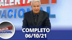 Alerta Nacional (06/10/21) | Completo