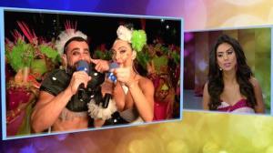 Jorge Sousa e Laura Keller elegem: Flávia Noronha é a musa do Carnaval