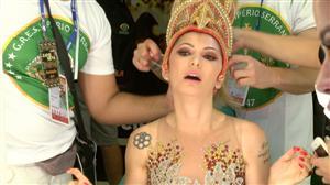 """Antônia Fontenelle confessa: """"Só tenho um vício, que é o Carnaval"""""""