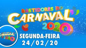 Bastidores do Carnaval: assista à 4ª noite de folia na RedeTV!