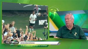 """Juarez Soares lamenta possível perda de Jô: """"Muito difícil de substituir"""""""