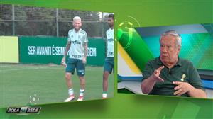 """Juarez Soares: """"O Palmeiras agora está em lua de mel com o elenco"""""""