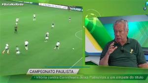 """""""Corinthians não perdeu por uma falha do Cássio"""", diz Juarez Soares"""