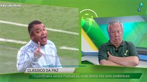 Juarez Soares: Roger Machado está sentindo o peso de perder pro Corinthians