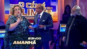 """""""O Céu é o Limite"""" recebe Mamma Bruschetta, Leão Lobo e Geisy Arruda"""