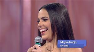 """Mayla Araújo entrega a irmã Emilly: """"Ela gosta de cara feio e gordinho"""""""