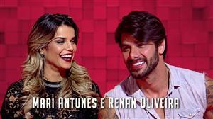 O Céu É o Limite recebe Mari Antunes e Renan Oliveira neste sábado (17)