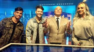 Juju Salimeni e UM44K participam do último episódio da temporada