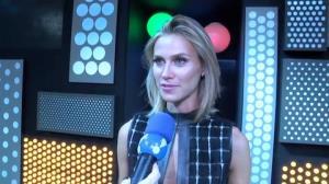 Renata Kuerten fala da estreia como apresentadora