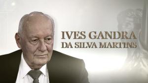 Jurista e professor Ives Gandra Martins é convidado desta quarta-feira (9)