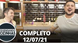 Desvendando Cozinhas: O caminho dos alimentos (12/07/21)   Completo