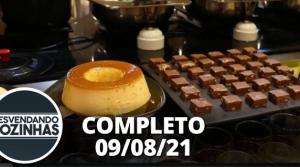 A culinária de um hotel resort | Desvendando Cozinhas (09/08/21) ? Completo