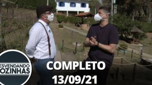 Desvendando Cozinhas: A Culinária portuguesa  (13/09/21) ? Completo