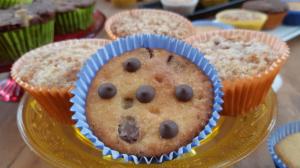 Inspire-se e aprenda a preparar muffins de vários sabores