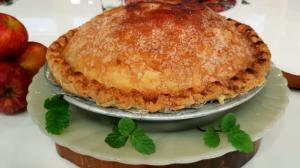 Veja dicas de como fazer receita de torta de maçã