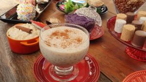 Edu Guedes ensina como fazer receitas de doces juninos
