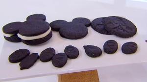 Convidados de Edu Guedes fazem biscoito, petit four e empanadas