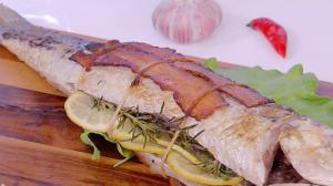 Edu Guedes ensina a preparar receitas com tilápia, tainha e bacalhau