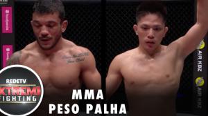 MMA: Alex Silva x Hiroba Minowa