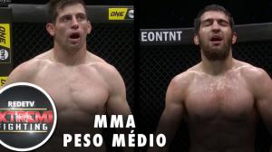 MMA: Tyler Mcguire x Raimond Magomedaliev