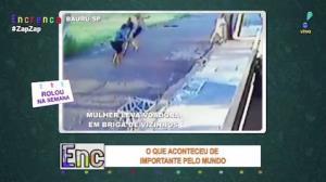 Mulher leva voadora em briga de vizinhos no interior de São Paulo