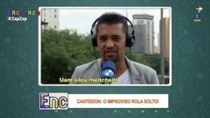 """Homem dá show de horrores ao cantar """"Sorry"""", de Justin Bieber"""