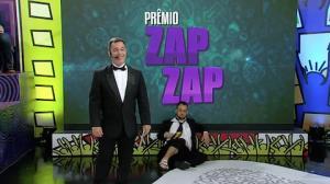 """Encrenca revela vencedores do """"Prêmio Zap Zap"""" no especial de Natal"""