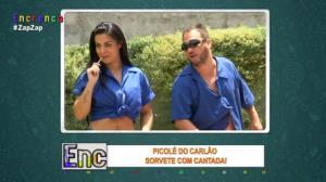 Carlão e Biscui dão as melhores cantadas na rua