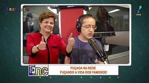 Fuçada na Rede: Dilma está 'pegando' historiador gringo