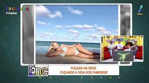 Fuçada na Rede investiga as férias de Ticiane Pinheiro e de Cesar Tralli