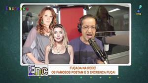 Fuçada na Rede repercute a 'pedrada' de Claudia Raia em Luiza Possi