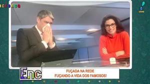 Fuçada na rede: Jornal Nacional vira várzea
