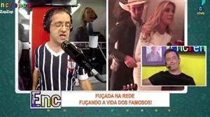 Jornalista 'provoca' Tatola com música para Ticiane Pinheiro