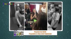 """Fuçada na Rede mostra Juliana Paes e Paolla Oliveira em """"paz"""""""