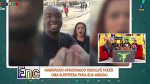 Selfie para ex causa confusão em pedido de casamento