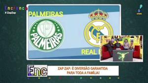 Eliminação do Palmeiras na Libertadores vira piada no Zap Zap