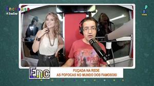 Fuçada na Rede repercute voz misteriosa de Paolla Oliveira em música